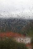 raindrops Fotografia Stock