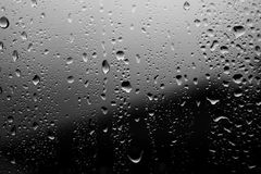 raindrops Zdjęcia Stock