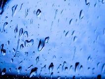 raindrops Fotografie Stock Libere da Diritti