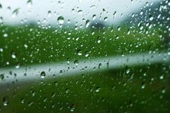Raindrops Royalty Free Stock Photos