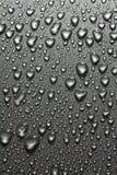 Raindrops Texture. Stock Photos