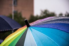 Umbrella 2 royalty free stock photography
