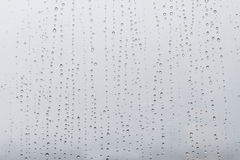 Raindrops on the window Royalty Free Stock Images