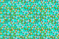 Rainforest colored pattern Stock Images