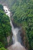 Rainforest waterfalls. At Nakhon Ratchasima Province, Thailand Royalty Free Stock Photo