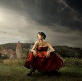 Rainha Imagens de Stock Royalty Free