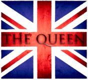A rainha Imagem de Stock