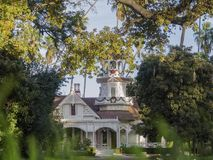 Rainha Anne Cottage imagem de stock royalty free