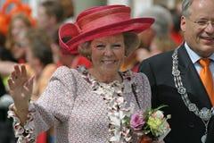 Rainha Beatrix Foto de Stock
