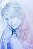 Rainha da neve Fotografia de Stock