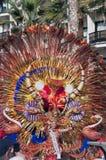 Rainha do carnaval Imagem de Stock Royalty Free