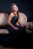 Rainha do conto de fadas Foto de Stock