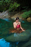 Rainha do Naga fotografia de stock royalty free
