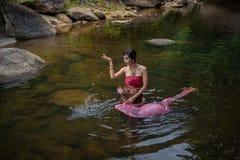 Rainha do Naga imagens de stock royalty free