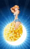 Rainha do partido Imagens de Stock Royalty Free