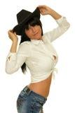 Rainha do rodeio Imagens de Stock