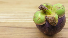 Rainha doce do mangustão do fruto Imagens de Stock Royalty Free