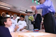 Rainha dos Países Baixos - Beatrix Fotografia de Stock Royalty Free