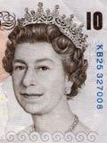 Rainha Elizabeth Imagem de Stock Royalty Free