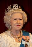 Rainha Elizabeth II Imagem de Stock Royalty Free