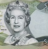 Rainha Elizabeth II de Inglaterra foto de stock