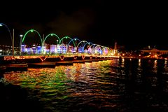 Rainha Emma Bridge foto de stock