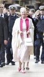 Rainha Margrethe Foto de Stock