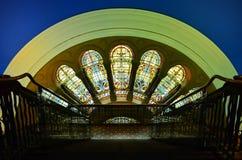 Rainha Victoria Building 3 Imagem de Stock Royalty Free