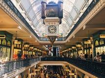 Rainha victoria que constrói o ¼ ŒAustralia de Sydneyï fotos de stock royalty free