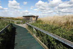 Rainham Marshes RSPB Reserve Royalty Free Stock Photography