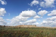 Rainham Marshes RSPB Reserve Stock Photography