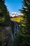 Rainier - Myrtle Falls Stock Photos