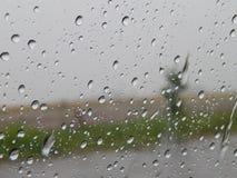 raining Stock Foto