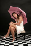 Is it raining? Royalty Free Stock Photography
