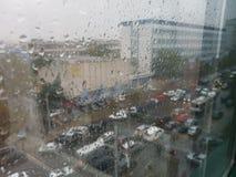 raining Royalty Free Stock Photography