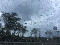 Raining day Royalty Free Stock Images