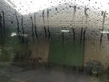 Raining day Stock Photos