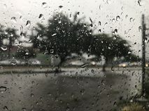 Raining day Royalty Free Stock Photography