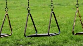 Raining Empty Swings