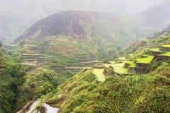 Raining mountains Royalty Free Stock Photos