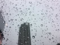 Raining Royalty Free Stock Images