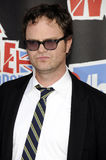 Rainn Wilson on the red carpet. Rainn Wilson at the VH1 Rock Honors The Who at Pauley Pavilion at UCLA in Westwood CA on July 12 2008 Stock Photos
