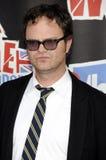 Rainn Wilson on the red carpet. Stock Photos