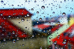 Rainny dagar Royaltyfria Foton