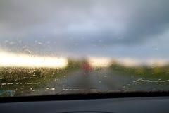 Rainscreen Imagen de archivo libre de regalías