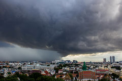rainstorm Immagine Stock Libera da Diritti