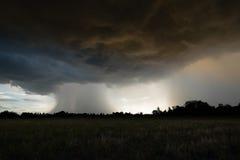 Rainstorm Royalty Free Stock Photos