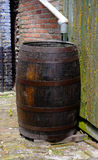 Rainwater barrel Royalty Free Stock Photography