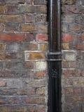 Rainwater pipe Stock Photo