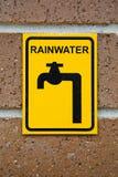 Rainwater Tap Royalty Free Stock Images